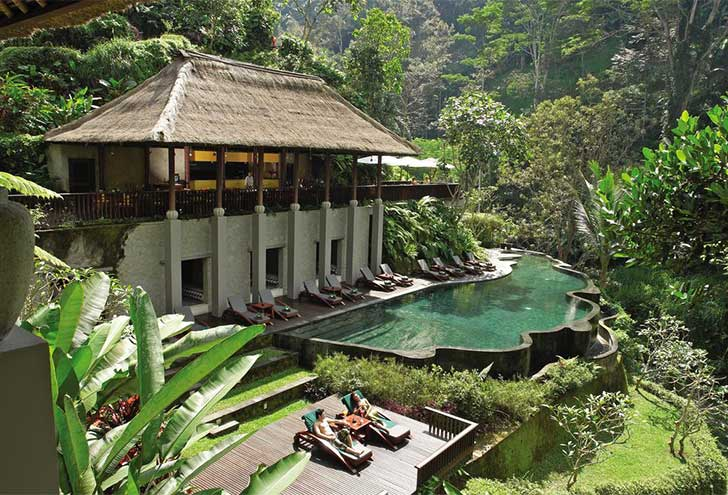 Where to Stay in Bali Maya Ubud Resort