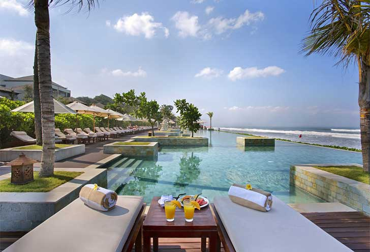 Where to Stay in Bali Seminyak Beach-Resort