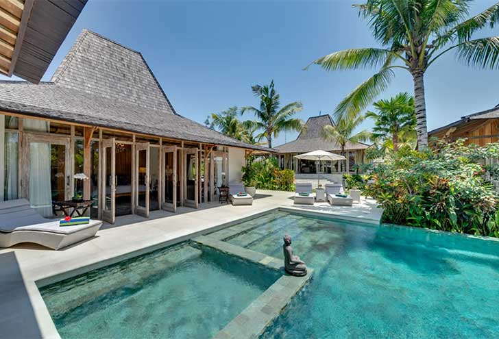 Where to Stay in Bali Villa Berawa