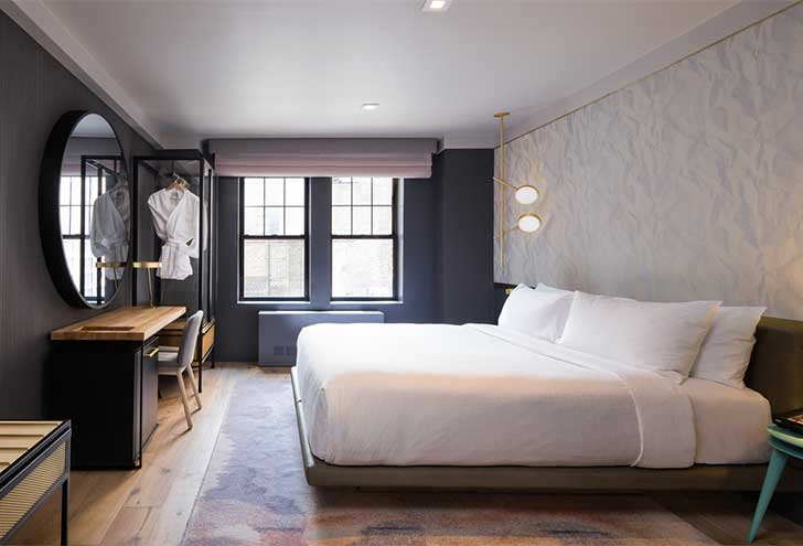 Where to Stay in NYC The Time Hotel