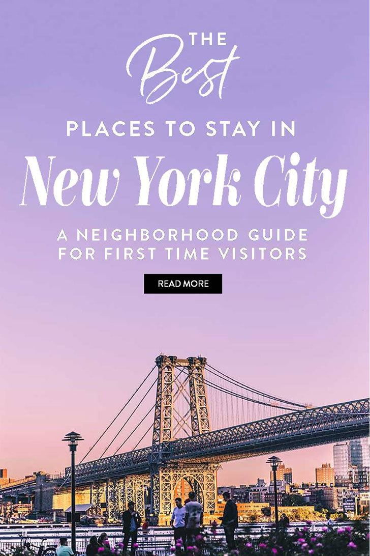 where to stay in new york city neighborhood guide