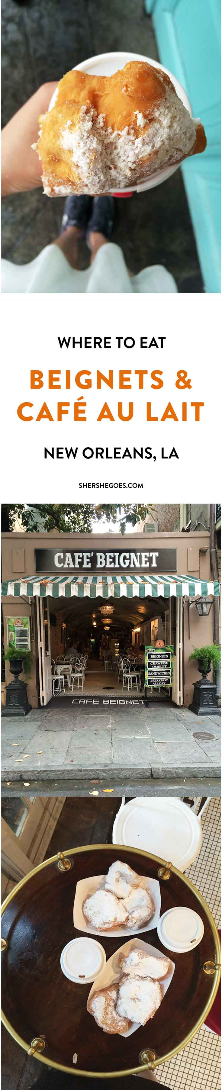 where to try the best beignets in new orleans