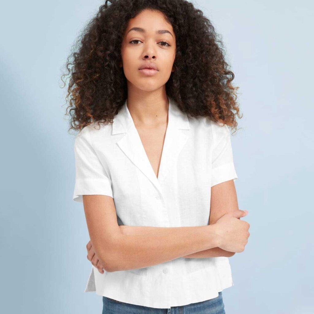 White-Button-Up-Shirts-Everlane