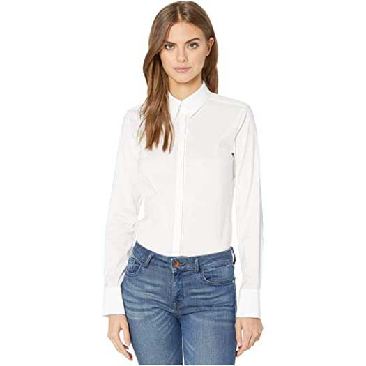 White-Button-Up-Shirts-Wolford