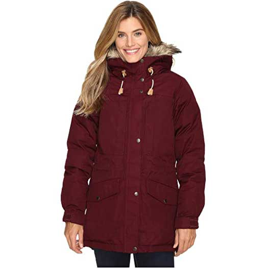 Womens-Coats-Extreme-Cold-Fjallraven