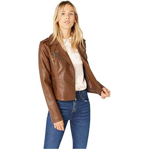 Soybu Womens Quinn Moto Jacket