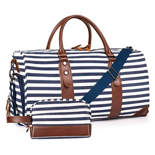 affordable-canvas-and-leather-weekend-bag