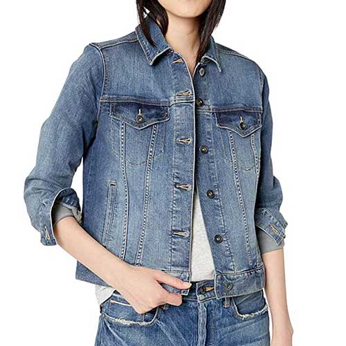 affordable jean jackets women