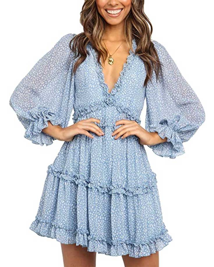 affordable-summer-wedding-guest-dresses-amazon-fashion