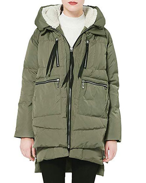 affordable winter coats for women amazon