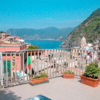 Vernazza Room with Sea View Terrace