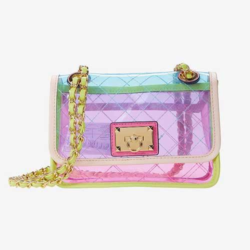 aldo-clear-rainbow-purse