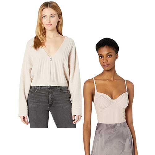allsaints-matching-cardigan-bodysuit-set