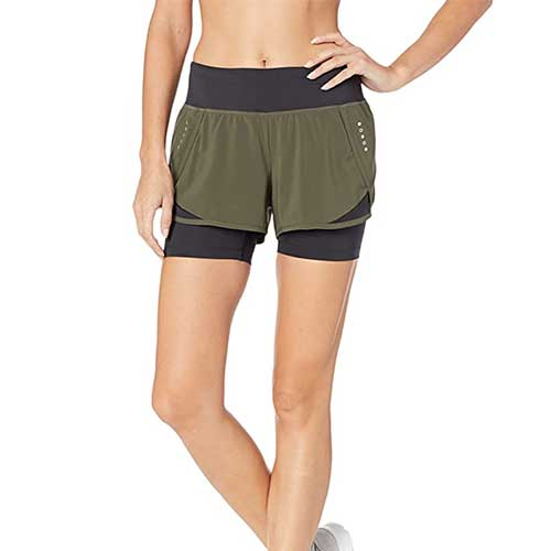 amazon activewear shorts