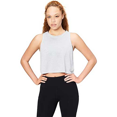 amazon activewear tops