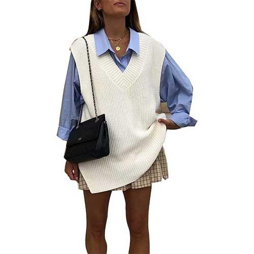 amazon-fashion-oversized-sweater-vest