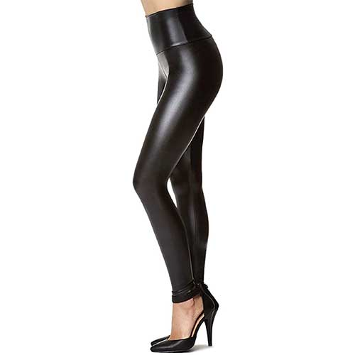 amazon faux leather leggings