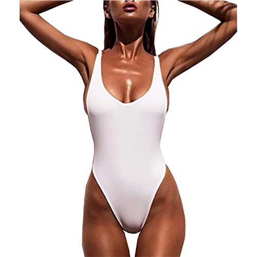 amazon-sexy-high-leg-white-one-piece-bathing-suit