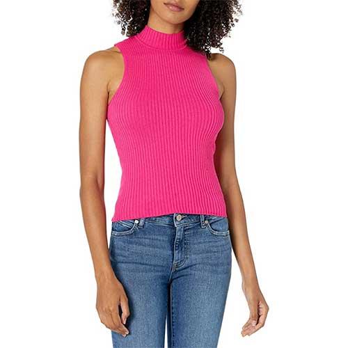amazon-spring-finds-sleeveless-sweater