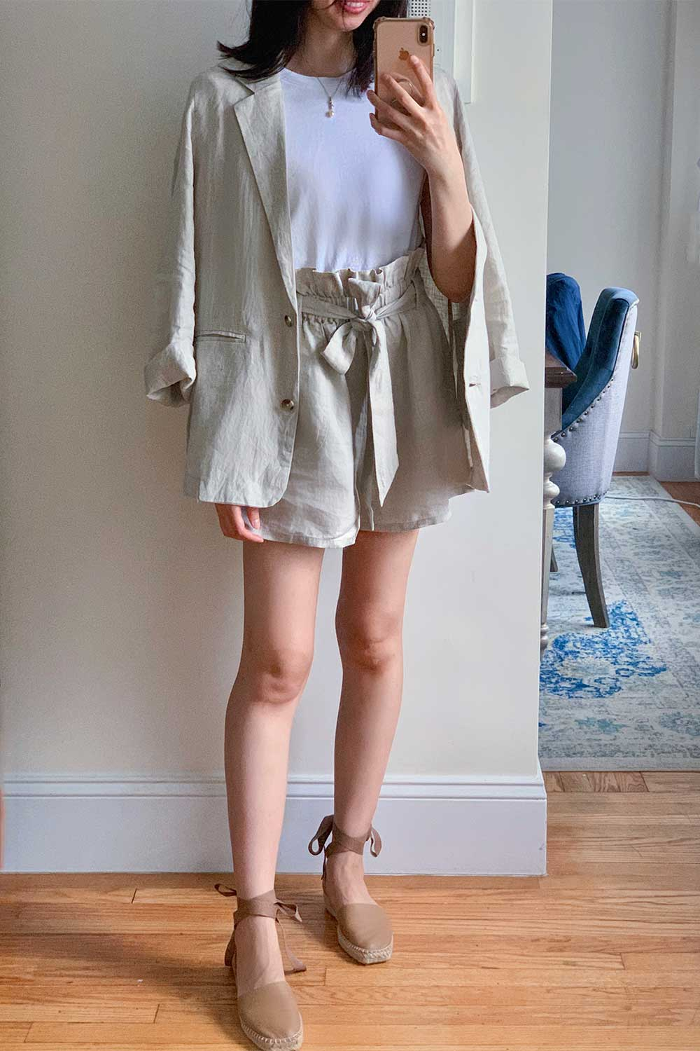 amazon-the-drop-alba-paperbag-shorts-review