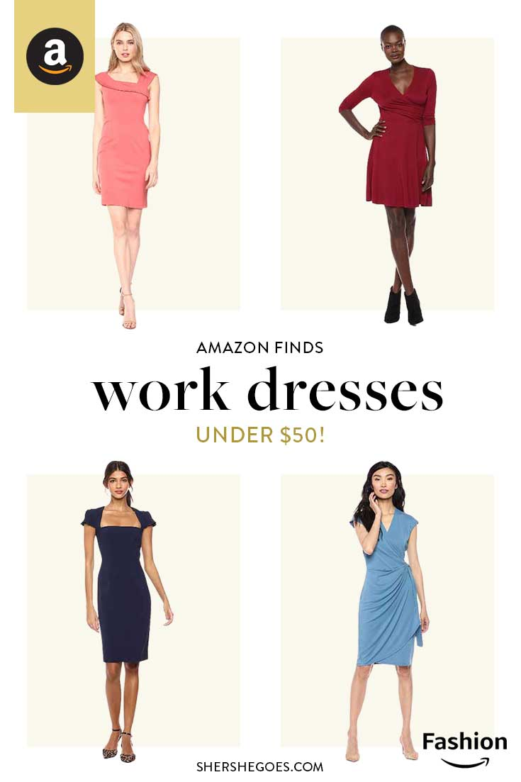 amazon-work-dresses
