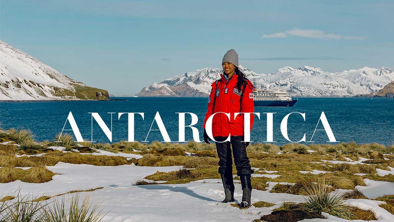 antarctica vlog