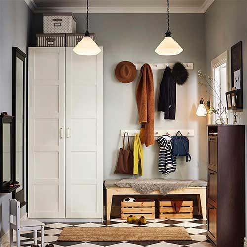 apartment-organization-entryway