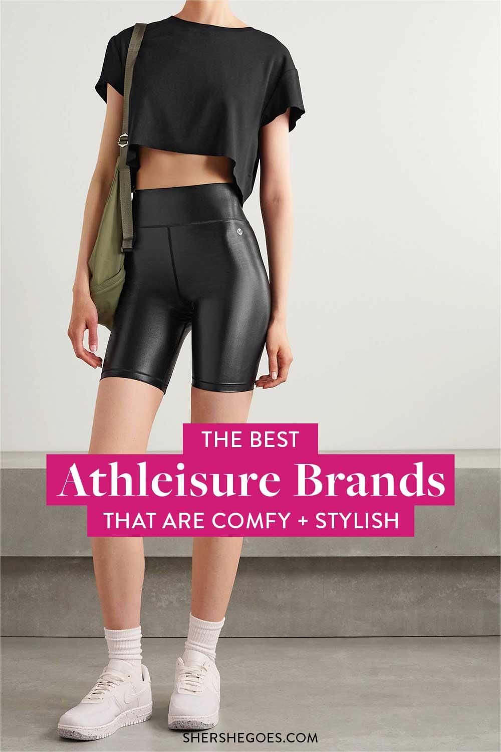 athleisure-brands