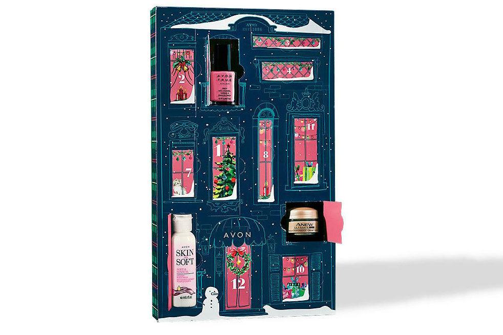 avon beauty advent calendar 2018