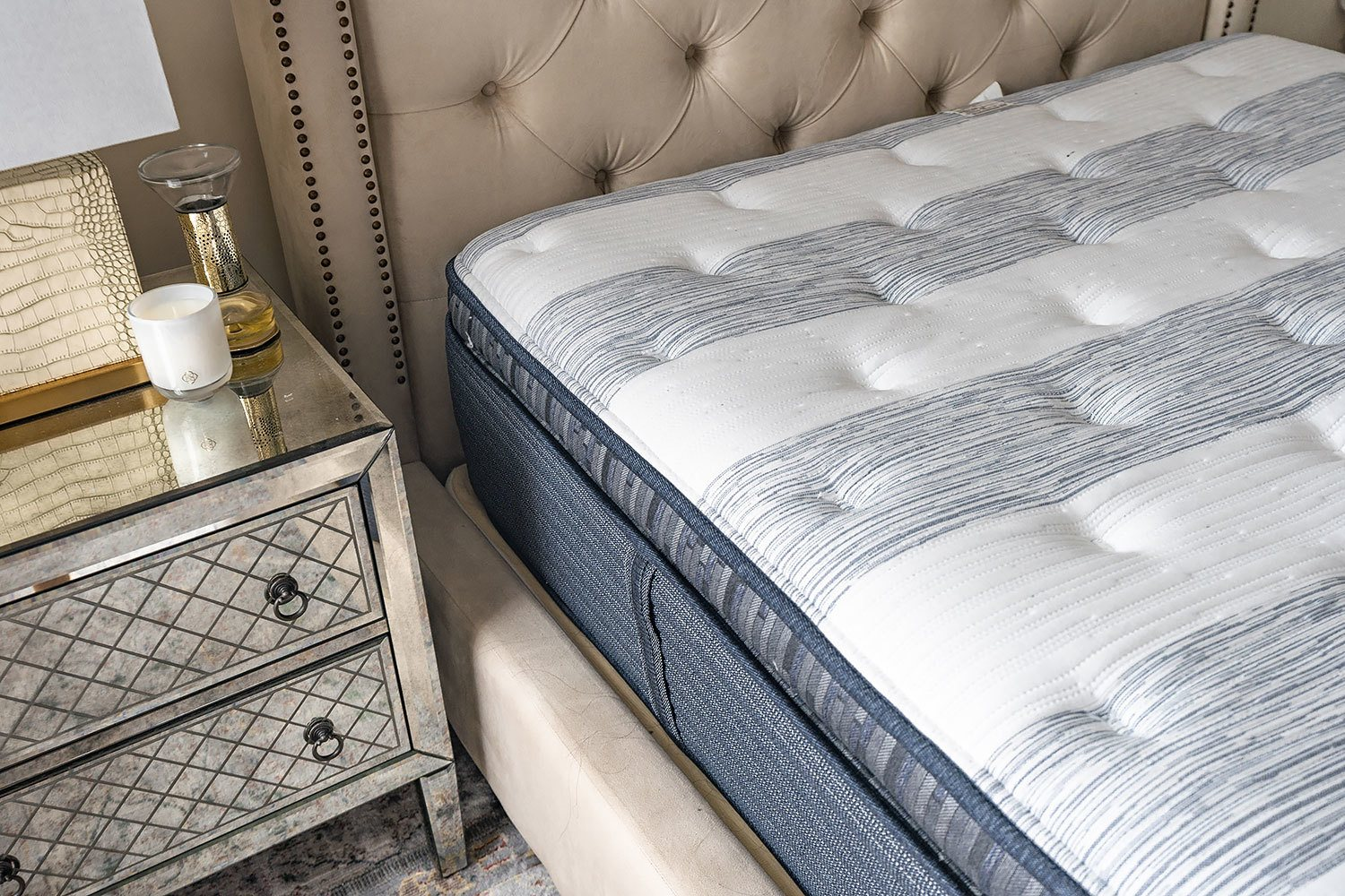 beautyrest platinum mattress review
