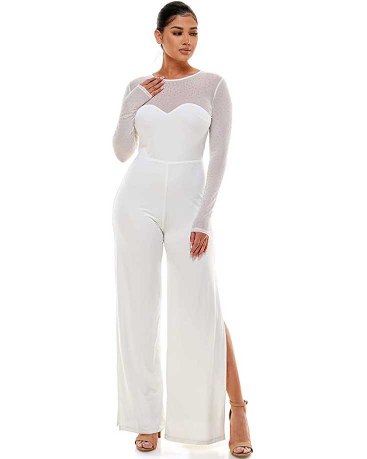 bebe-white-illusion-jumpsuit