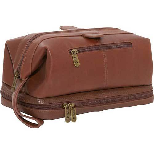 best Leather Toiletry Bag