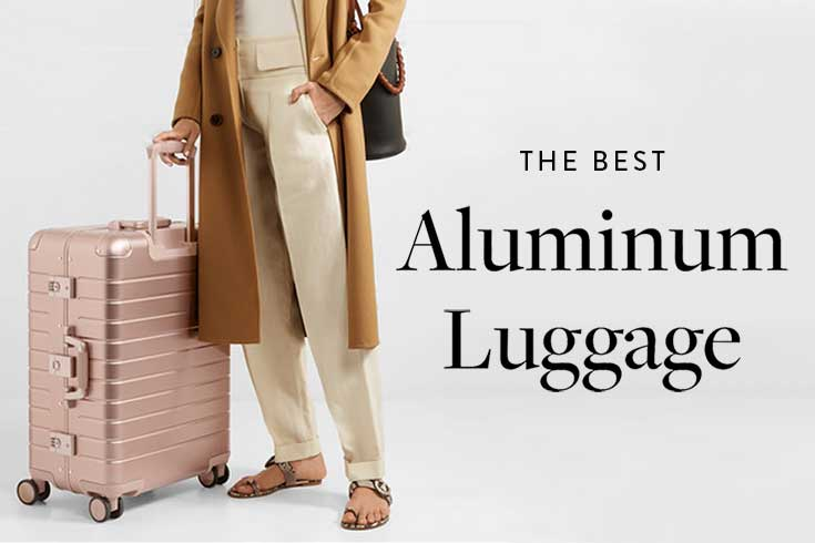 best-aluminum-luggage