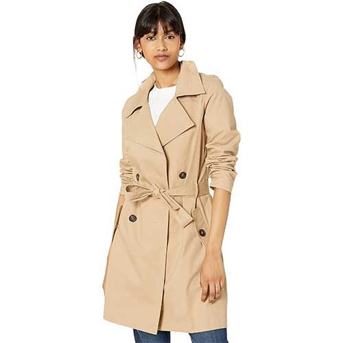 best-amazon-spring-clothes-trench-coat