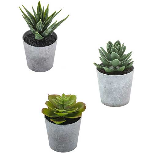 best artificial plants amazon