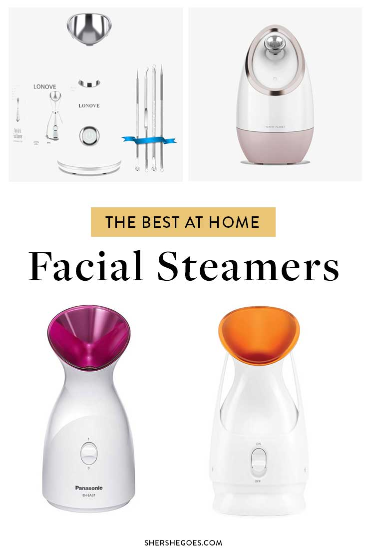 best-at-home-facial-steamers