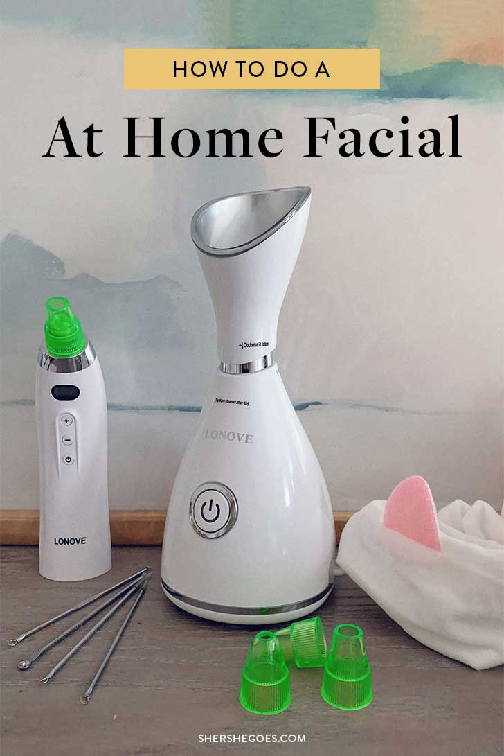 best-at-home-facial
