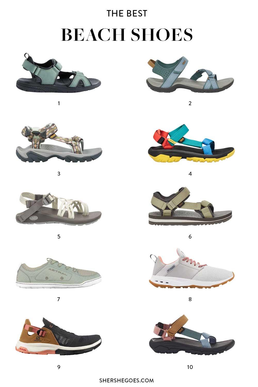 best-beach-shoes