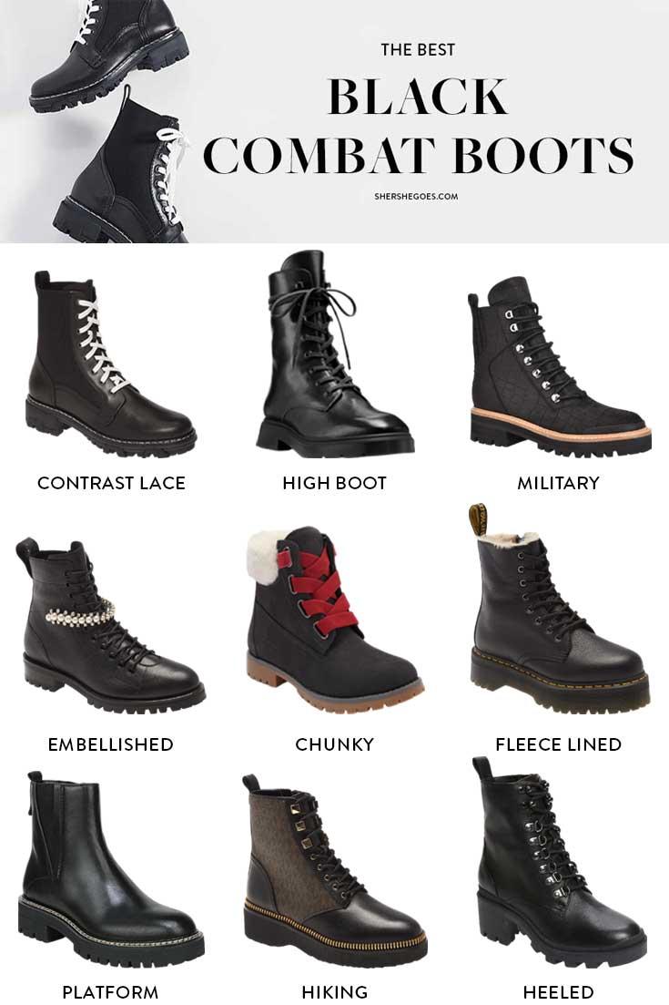 best-black-combat-boots