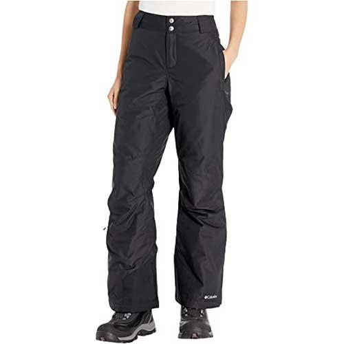 best-black-ski-pants