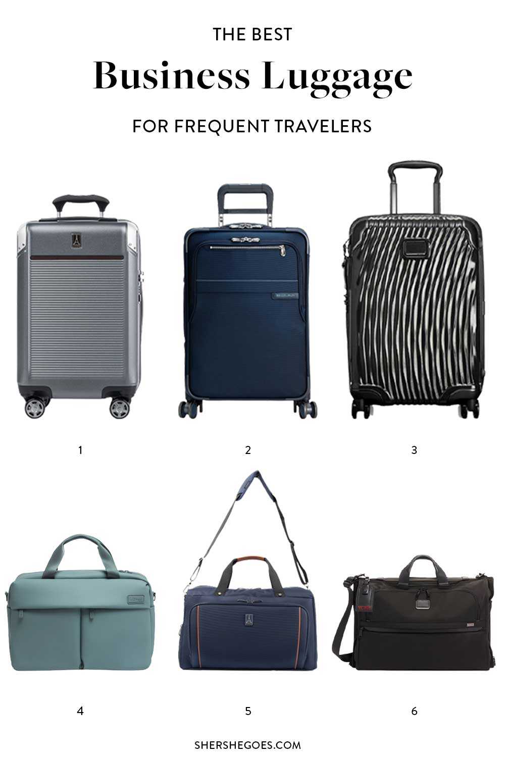 best-business-carry-on-luggage