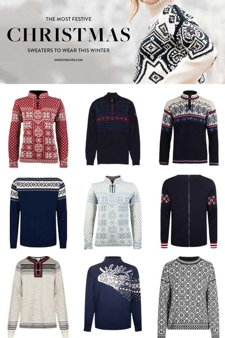 best-christmas-sweaters-women