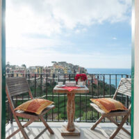 Corniglia Apt with Sweeping View