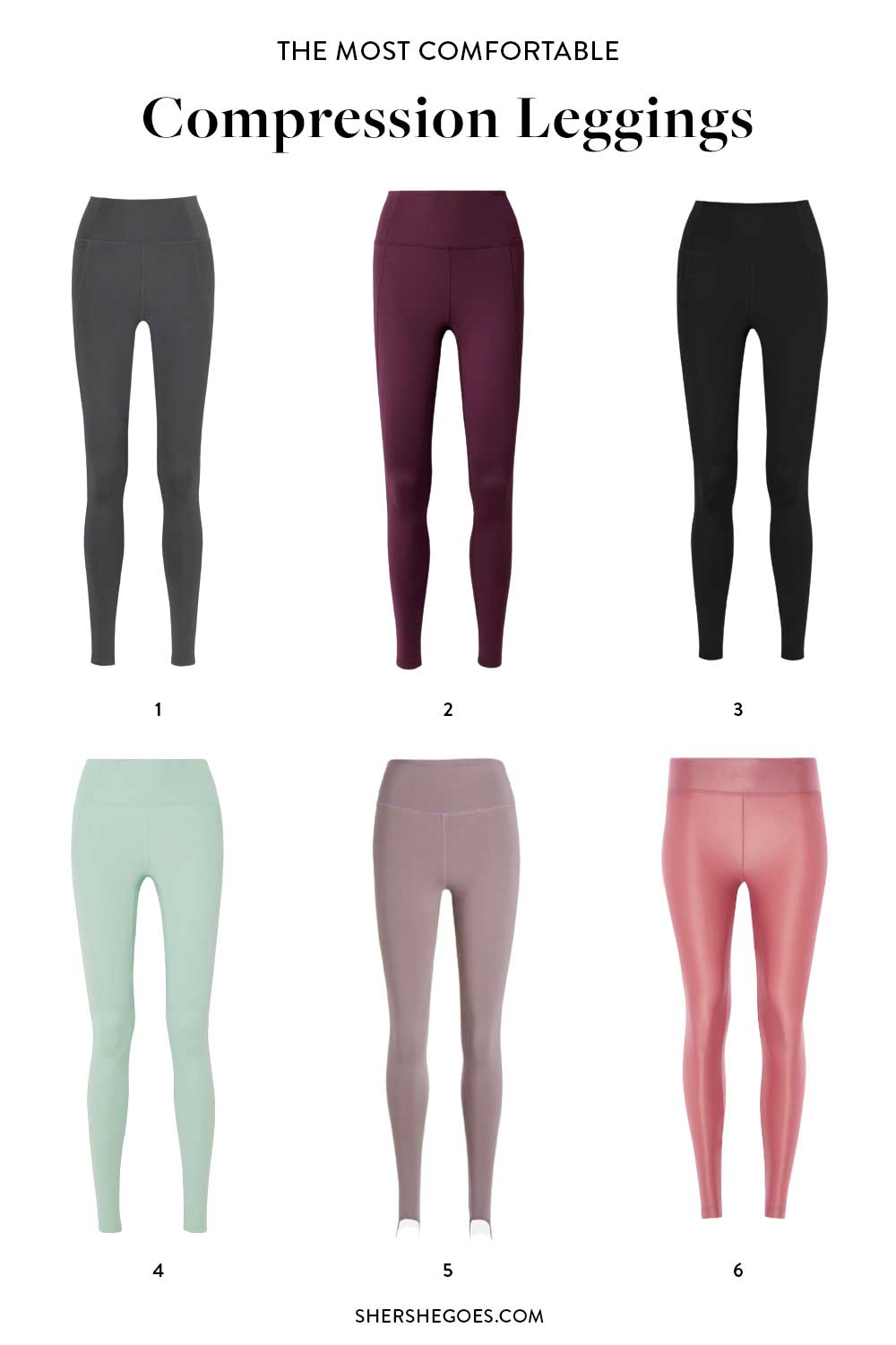 best-compression-leggings