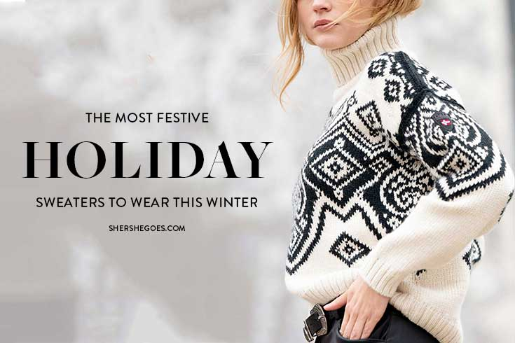 best-cute-holiday-sweaters-for-women