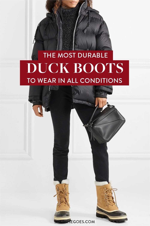 best-duck-boots-womens