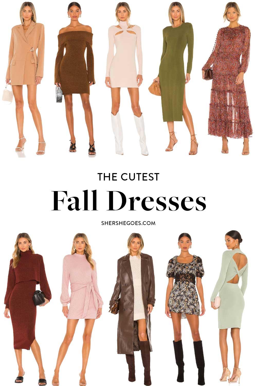 best-fall-dresses