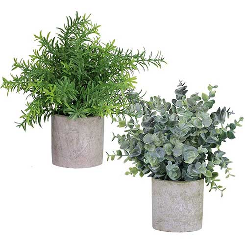 best faux plants on amazon