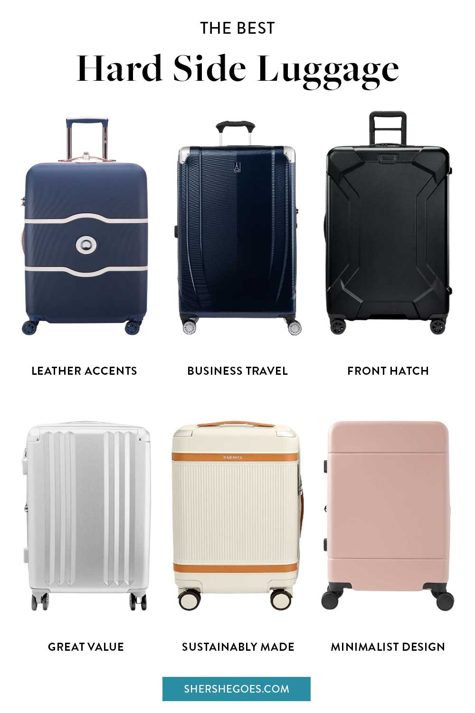 best-hard-side-luggage