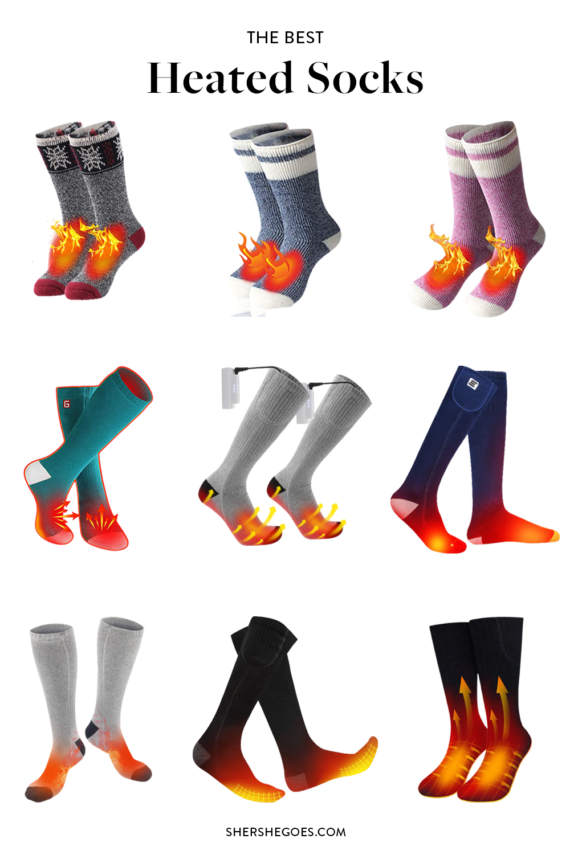 best-heated-socks